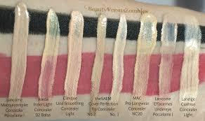 Lancome Concealer Color Chart Lancome Effacernes Concealer Color Chart Bedowntowndaytona Com