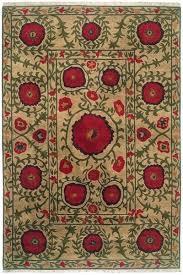red poppy rug poppy beige 8 x area rug