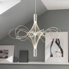 älvsbyn Led Luster Bela Ikea Luster Lighting