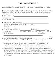 Apartment Rental Agreement Template Word Gorgeous Free Printable Agreement Template Fxbaseball