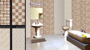 Bathroom Wall Tiles Design Thedancingparent Com
