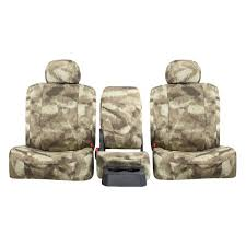 northwest seat covers a tacs 1st row camo arid urban custom