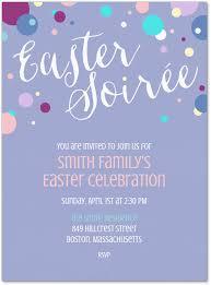 Easter Soiree Invite Invitation Evite