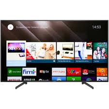 Android Tivi Sony 4K 65 inch KD-65X8000G X-Reality™ PRO - Chính hãng