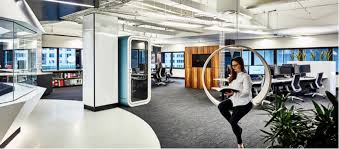 innovative office designs. AXIOM: Innovative Office Interior Design For Future-focused Workplaces. Designs :