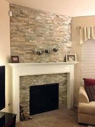 brick mantel stone fireplace replace ugly tile brick mantel cost to gas brick mantel ideas