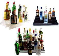 ... Top Notch Liquor Bottle Shelves For Kitchen Decoration Ideas : Charming  Image Of Furniture And Accessories ...