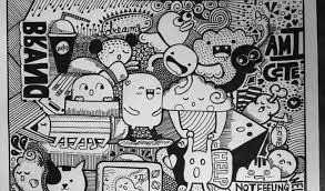 Art Doodle Doodle Art Workshop With Doodle Art By Pooja Banka At Sheela Apartments Events High