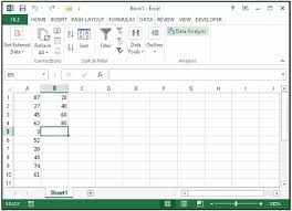 how to make a histogram in excel how to use the histogram in excel