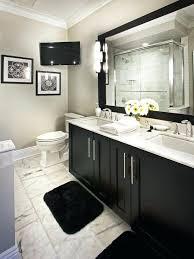 Transitional bathroom ideas Designs Black White And Gray Bathroom Ideas Transitional Bathrooms From On Black White Gray Bathroom Ideas Juangarridome Black White And Gray Bathroom Ideas Transitional Bathrooms From On
