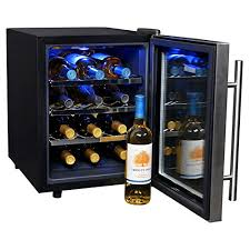 newair wine cooler reviews.  Cooler NewAir AW121E 12 Bottle Thermoelectric Wine Cooler Inside Newair Reviews O