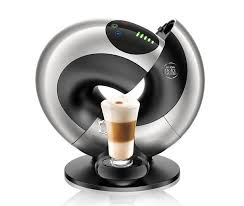 It also offers customization choices for users. Nestle Nescafe Dolce Gusto 6cups Capsule Coffee Machine Edg736 Household Smart Touch Milk Foam Espresso Maker Eclipse Silver Coffee Maker Parts Aliexpress