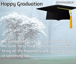 Graduation Wishes Quotes Adorable Happy Graduation Wishes Quotes And Images Congratulations To