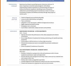 Building Maintenance Resume Examples Best of Maintenance Resume Example Template Building Supervisor Samples