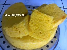 Resep Sponge Cake Kukus Ayam Bakar