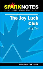 spark notes the joy luck club study guide ed edition