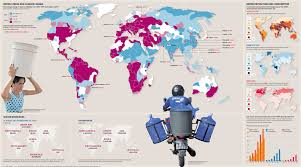 why fresh water shortages will cause the next great global crisis  click here