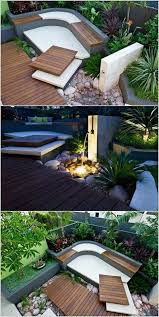 Backyard Design Landscaping Mesmerizing Pin By Fadiilah R On Coté Déco Pinterest