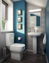 Best 25 Bathroom Wall Colors Ideas On Pinterest  Guest Bathroom Bathroom Colors