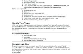 How To Make A Perfect Resume Beauteous How To Type The Perfect Resume I Want To Write A Resume How To Write