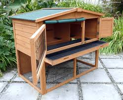 4 practical tips in making your own rabbit hutch designs aquaria