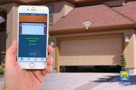 it is your choice of automation protocol at home just install it and reap the benefits here are some of the benefits compared to traditional garage doors
