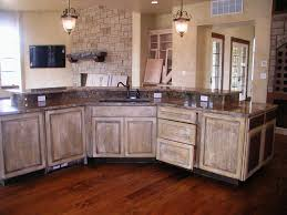 Kitchen With White Cabinets - Interior Design