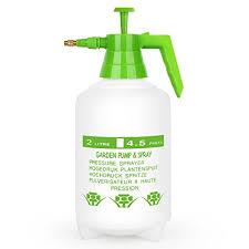 garden pump sprayer. Tacklife (Spreey) Pump Pressure Water Sprayers, Hand Hold Garden Sprayer Bottle For Chemicals, Pesticides - DIY Windows, Tables, Weeds, Car (2L) F