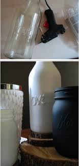 Milk Bottle Decorating Ideas 100 best Milk Bottle Ideas images on Pinterest Jars Mason jars 75