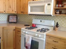 Kitchen Backsplash Wallpaper Fake And Washable Wallpaper For Kitchen Backsplash Home And Interior