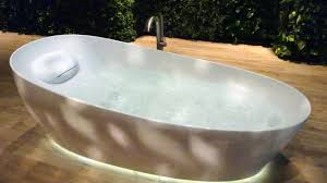 The Bathtub That Promises 'Ultimate Relaxation' – Bloomberg