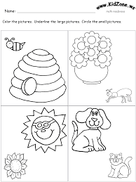 5 math readiness worksheet | work sheets and games for kids ...