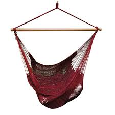 Algoma Caribbean Rope Hammock Chair - For ultimate comfort, lounge ...