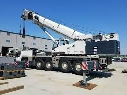 Gr600xl 1 60 Ton Rough Terrain Crane Load Chart Polar