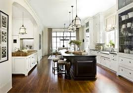 Modern Traditional Kitchens 2013 Kitchen By Barbara Westbrook L Inside Decorating Ideas