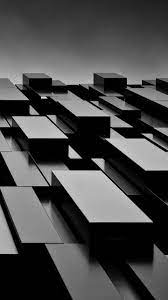 Black 3D Wall Papers (Page 1) - Line ...