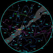 Astronomical Chart Of Stars And Planets Venus Jupiter Bob Molers Ephemeris Blog