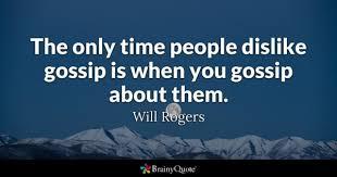 Christian Gossip Quotes Best Of Gossip Quotes BrainyQuote