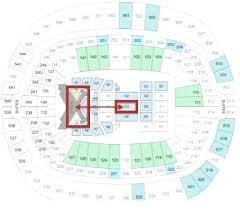 Wembley Arena Floor Seating Plan Stadium Seat Pink View Club