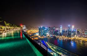 Marina Bay Sands Singapore Outstanding Luxury Hotel Luxury Traveler