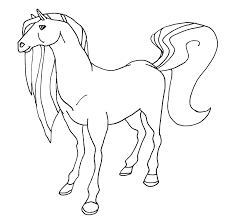 Small Picture Horseland coloring pages scarlet ColoringStar