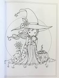 Whimsical World 2 Coloring Book Fairies