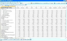 Personal Financial Budget Sheet Personal Financial Plan Template 5 Year Projection Sample Planning