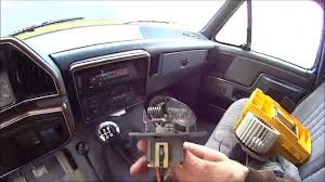 first air conditioner in car. why your car heater and ac fan speed settings stop working - ford f150 f250 f350 youtube first air conditioner in i