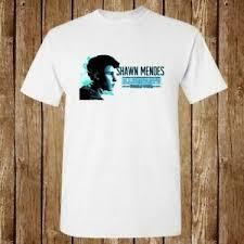 Details About New Shawn Mendes Lluminate World Tour Poster New Unisex Usa Size T Shirt En1