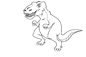 Realistic Dinosaur Coloring Pages Printable Realistic Dinosaur