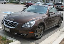 File:06-07 Lexus SC430.jpg - Wikimedia Commons