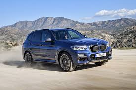 BMW Convertible bmw x3 cheap : All-New 2018 BMW X3 & First-Ever M Performance Version Arrive in Fall