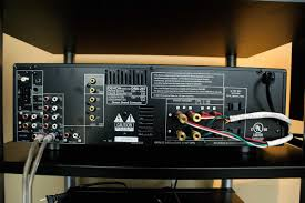 how to connect a stereo system stereo barn stereo receiver connections