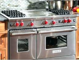 wolf gas stove top. Wolf Gas Range Top Parts Stove With Downdraft For